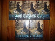 NEW Lot of 5 THE SEER OF SHADOWS Avi GUIDED READING Lit Circle book Ghost Spooky