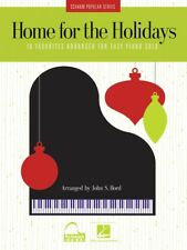 Home for the Holidays 10 Favorites Arranged for Easy Piano Solo Edu 000238516