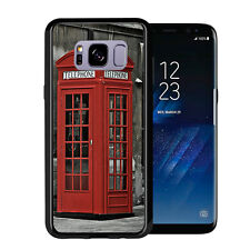 British Telephone Booth For Samsung Galaxy S8 Plus + 2017 Case Cover by Atomic M