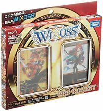 WIXOSS WXD-17 TCG PRE-CONSTRUCTED DECK RED HONEST PACK