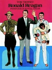 Ronald Reagan Paper Dolls in Full Color (D. by Tierney, Tom Other printed item