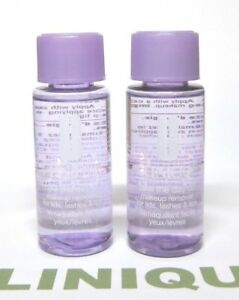 CLINIQUE Take the Day Off Makeup Remover x 2 MINIs (1.7oz / 50mL each)