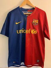 FC Barcelona #6 XAVI Size M, GOOD condition