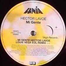 """Hector Lavoe Mi Gente 12"""" VINYL Fania Records 2007"""