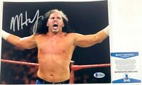 AEW Matt Hardy Autographed 8X10 Photo Signed WWE NXT TNA Impact Beckett BAS COA