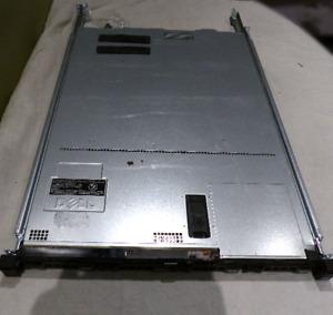 DELL POWERVAULT NX400 1U SERVER XEON E5-2403 V2 @ 1.80GHZ 8GB 4*1TB