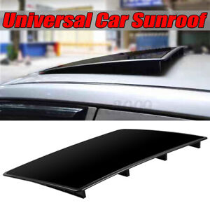 Universal Car Deflector Sunroof Visor Vent Wind Rain Guard For ToyotaBMW Honda