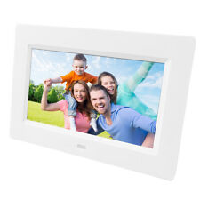 7 Inches Screen HD LED Digital Photo Frame Electronic Picture Album +Remote