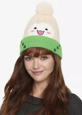 Overwatch Pachimari Pop Pom Watchman Beanie Knit Hat New With Tags!