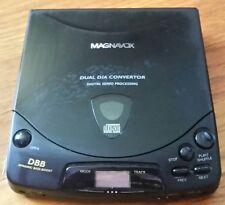 vintage 1995 Magnavox CD player AZ 6832/17 compact disk stereo unit ANTIQUE