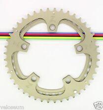 Zanconato Campagnolo CT 44/38 Custom CNC Chainrings Compact CX Cyclocross RARE