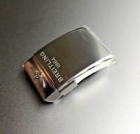 100% Genuine Authentic Breitling 20mm Deployment Clasp For Rubber Straps A20D.4