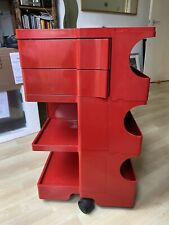 VINTAGE RARE COLLECTABLE JOE COLOMBO BOBY TROLLEY B-LINE MODERNIST 60's/70's