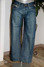 bonito jeans desteñido hombre SERGE BLANCO talla W30 para en perfecto estado