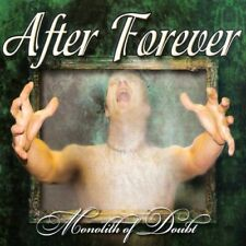 AFTER FOREVER - Monolith of doubt CD single