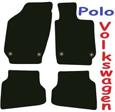 Vw Polo Tailored car mats ** Deluxe Quality ** 2015 2014 2013 2012 2011 2010