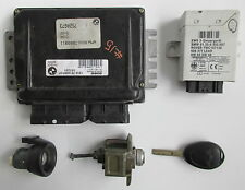 Genuine Used MINI ECU + Lockset for R50 One 1.6i 2001 W10 Manual - 7520673 #12