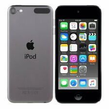 Apple iPod Touch 6th Gen 16GB Space Gray 4-inch 8MP 1043mAh 1GB RAM HDR 1.4GHz