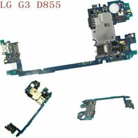 Original Main Motherboard Replacement For LG G3 D855 16GB 32GB Unlocked Access