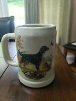 Mccoy Pottery Mug Cup 16oz Labrador Retriever #6395 USA Vintage