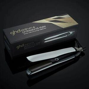 Genuine GHD Platinum+ Plus Straighteners Original Box, Heat Guard and Manual