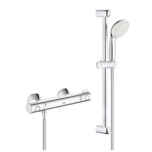 GROHE    Grohtherm 800 Thermostatic Shower Set -34565001