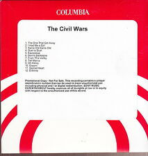 the civil wars s/t cd limited edition