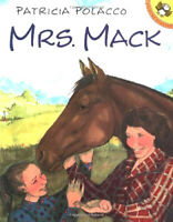 Mrs. Mack by Patricia Polacco (Paperback)  FREE shipping $35