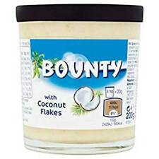 2 x Bounty Chocolate Spread With Coconut Flakes 200G