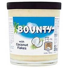 BOUNTY Cioccolato diffusione con fiocchi di cocco 200g