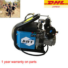 Air Compressor 300bar 4500psi Paintball Fill Station For PCP Air Gun Paintball