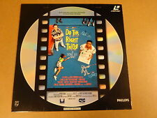 LASERDISC PAL / DO THE RIGHT THING