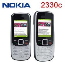 Nokia Classic 2320 - Black/Silver  (Unlocked) Cellular Phone Free Shipping