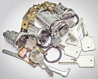 New Ignition Barrel Door Locks Boot Lock For Holden HQ HJ HX FREE SPARE KEYS