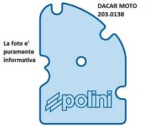 203.0138 FILTRE À AIR POLINI VESPA 250 GTS c.-à- - Vespa 300 GTS - GTV