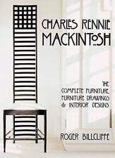 Charles Rennie Mackintosh, , Billcliffe, Roger, Very Good, 2010-03-01,