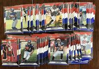 2016 Prizm Football Red White & Blue Disco Base & Rookie 's 1- 300 ! You Pick !
