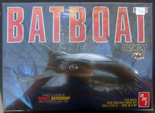 New in Shrink-Wrap: AMT Batboat (from Batman) 1/25 Scale Plastic Model Kit