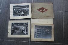 (51) Lot photos SU-GA SUGA radio TSF Rue Ligner Paris