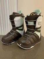 Burton Snowboard Boots Mint Women's Size 5