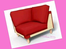 IKEA NORSBORG Corner Section Cover Slipcover FINNSTA RED 703.041.40