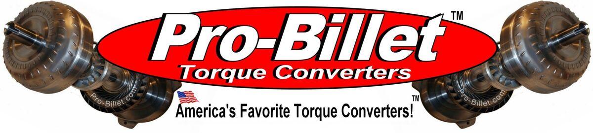 Pro-Billet Torque Converters™