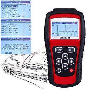 Fits Peugeot 206 207 306 307 OBDII Fault Code Reader Reset tool obd