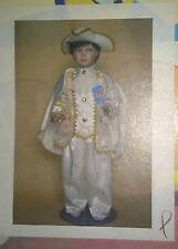 """Costume Di Carnevale Per Bambino """" VENEZIANO """" Anni 5-6/Misura 1°"""