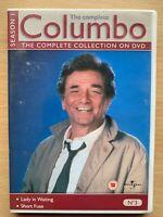 Columbo Saison 1 DVD Lady en Attente Court Fusible TV Detective Série
