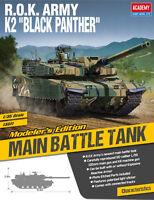 1/35 R.O.K. ARMY K2 BLACK PANTHER MAIN BATTLE TANK #13511