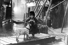 Oliver Reed As Bill Sikes Oliver! 11x17 Mini Poster With Dog Old London Street