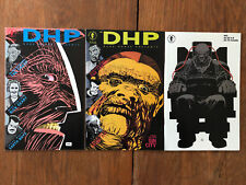 Dark Horse Presents lot of 3 (1992) 1st Sin City series by Frank Miller; Finale