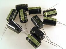 Nippon Chemicon 35v 330uf SMC Electrolytic Capacitor 10 pieces OL0556