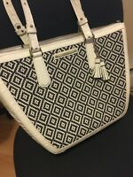 🐊NWT Genuine Brahmin Willa Carryall Summer Palm Leather Croc Large Satchel Bag